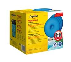 Blocs de mousse de rechange pour filtres pressurisés Pressure-Flo Laguna PT1716 et PT1726, 19 cm, paquet de 4
