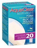 Bloc de mousse filtrante pour AquaClear 20/Mini