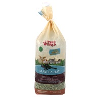 Foin de luzerne Living World, grand, 680 g (24 oz)