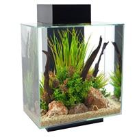 Aquarium équipé Edge Fluval, noir, 46 L (12 gal US)