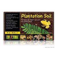 Terre pour plantation Exo Terra, 8,8L (8pte)