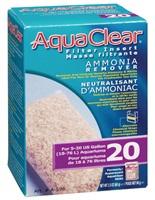 Neutralisant d'ammoniaque pour filtre AquaClear 20/Mini, 66 g (2,3 oz)
