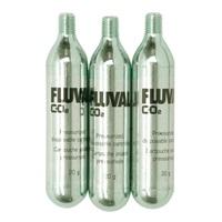 Cartouches jetables de CO2 pressurisé Fluval, 3 x 20 g, paquet de 3