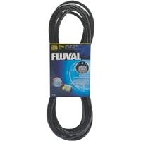 Tube à air BlackMAX Fluval, noir, 6 m (20 pi)