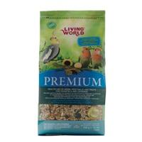 Mélange Premium Living World pour perruches calopsittes et inséparables, 908g (2lb)