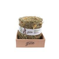 Botte de foin des prés Botanicals Living World Green, pissenlit et souci, 500 g