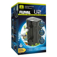 Filtre submersible Fluval U2, pour aquariums contenant de 45 à 110L (de 12 à 30galUS)
