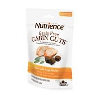 Régals pour chiens Grain Free Cabin Cuts Nutrience, Dinde à la sauge, 170 g (6 oz)
