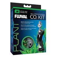 Trousse de CO2 pressurisé Fluval, 45 g, pour aquariums jusqu'à 115 L (30 gal US)