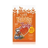 Charquis Catit Nibbly Jerky, Poulet, 30 g (1oz)