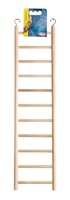 Échelle en bois Living World à 11 barreaux, long. 43 cm (17 po)