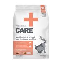 Aliment Nutrience Care Peau et estomac sensibles pour chats, 5kg (11lb)