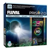 Lampe à DEL submersible Prism Fluval à faisceau étroit multicolore, 6,5 W