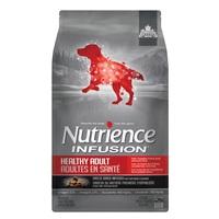 Aliment Nutrience Infusion pour chiens adultes en santé, Bœuf, 10 kg (22 lb)