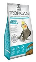 Aliment Lifetime Tropican pour perruches calopsittes, granulés de 2 mm, 1,8kg (4lb)