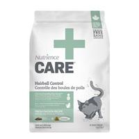 Aliment Nutrience Care Contrôle des boules de poils pour chats, 5kg (11lb)