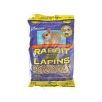 Aliment Hagen en granulés pour lapins, 1,13 kg (2,5 lb)
