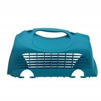 Porte supérieure droite pour cage de transport Cabrio Catit, turquoise