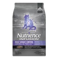 Aliment Nutrience Infusion pour chats adultes, Contrôle du poids, Poulet, 2,27 kg (5 lb)