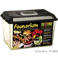 Faunarium Exo Terra, moyen, 30 x 19,5 x 20,5cm (12 x 7,5 x 8po)