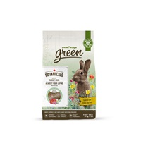 Aliment Botanicals Living World Green pour lapins adultes, 1,36 kg (3 lb)