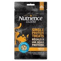Régals séchés à froid Nutrience SubZero Sans grains à une seule protéine pour chats, Poulet, 30 g (1 oz)