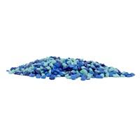 Gravier Marina Betta, bleu en trois tons, 500 g (1,1 lb)
