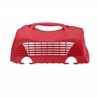 Porte supérieure droite pour cage de transport Cabrio Catit, rouge cerise