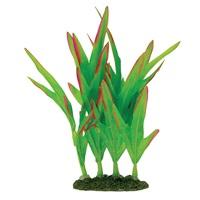 Plante d'avant-plan Naturals Marina en soie, verte, petite, 12,5 -15cm (5-6po)