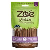 Bâtonnets dentaires hypocaloriques Zoë, Cannelle, grands, 187 g (6,6 oz)