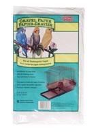 Papier-gravier Living World, moyen, 25x40cm, paquet de 8