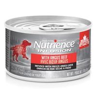 Pâté Nutrience Infusion, Bœuf Angus canadien, 170g (6oz)