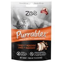 Régals croquants Purrables Zoë, Dinde, 75 g (2,6 oz)
