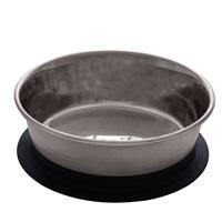 Bol-ventouse antidérapant Dogit en acier inoxydable pour chiens, 900 ml (30,5ozliq.)