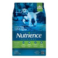 Aliment Nutrience Original, Chiots en santé, Poulet et riz brun, 2,5kg (5,5 lb)