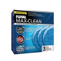 Blocs de filtration fine FX Fluval, paquet de3