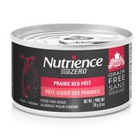 Pâté Nutrience SubZero Sans grains pour chiens adultes, Gibier des Prairies, 170 g (6 oz)