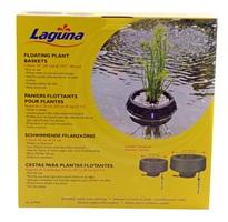Ensemble de paniers flottants pour plantes Laguna