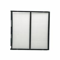 Couvercle grillagé Exo Terra pour terrariums en verre, 45 x 45 cm