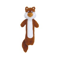 Jouet Stuffies Dogit pour chiens, peluche animal de la forêt, suisse, 39cm (15,5po)