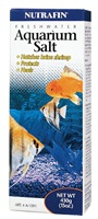 Sel d'aquarium Nutrafin, 430g (15oz)