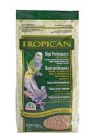 Aliment High Performance Tropican pour petits perroquets, granulés, 820 g (1,8 lb)