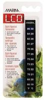 Thermomètre numérique à cristaux liquides Marina, de 19 à 30°C (de 66 à 88°F)