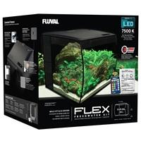 Aquarium équipé Flex Fluval, 34 L (9 gal US)