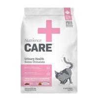 Aliment Nutrience Care Soins urinaires pour chats, 5kg (11lb)