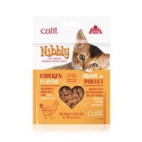 Régals Catit Nibbly pour chats, Poulet, 90g (3,2oz)