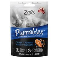 Régals croquants Purrables Zoë, Poulet, 75 g (2,6 oz)