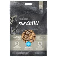 Régals Nutrience SubZero Sans grains, Poulet, foie de poulet et canard, 70g (2,5oz)