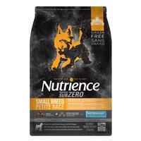 Aliment Nutrience SubZero Sans grains pour chiens de petite race, Vallée du Fraser, 2,27kg (5lb)