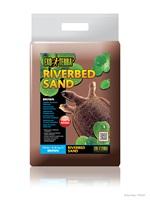 Sable de lit de rivière Exo Terra, brun, 10lb (4,5kg)